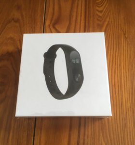 Часы - напульсник Xiao Mi Band 2