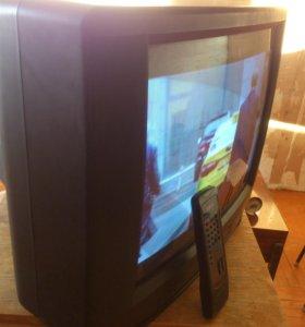 Телевизор Akai 54см на запчасти