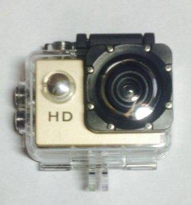 Экшн камера HD