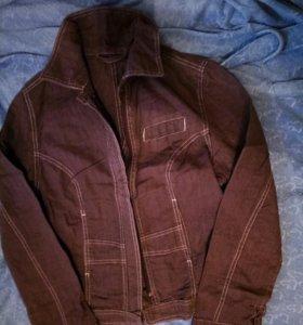 Ветровка-джинсовка на 46 размер