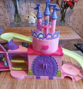 Замок для Пет шопов