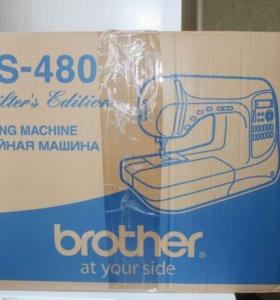 Швейная машинка Brother QS-480