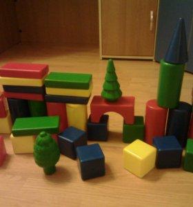 Кубики 40 шт.