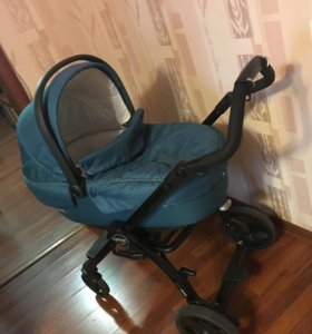Коляска Peg-Perego Book Plus 3в1