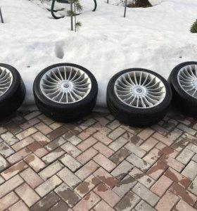 Колёса R19 для бмв ф10 BMW f10 R19