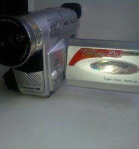 Видеокамера Panasonik NV-VZ18
