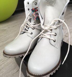 Демисезонные ботинки EL Tempo. Новые. Р-38