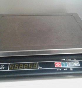 Весы,сканер,детектор купюр.
