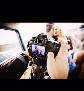 Видеосъёмка и видеомонтаж