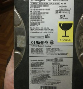 HDD компьютерный 40Gb