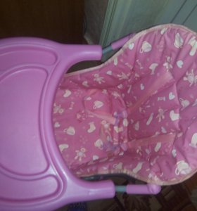 Детский стульчик-трансформер для кормления