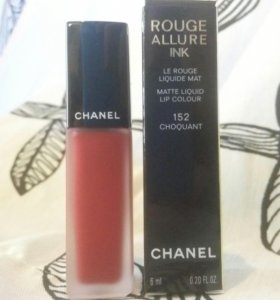 Chanel жидкая матовая помада