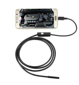 USB Эндоскоп Android для телефона и пк (камера)