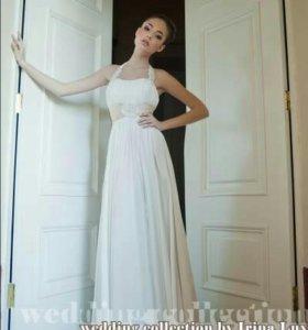 Свадебное платье Ирина lux