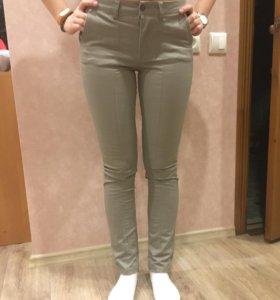 Новые Джинсы-брюки zolla