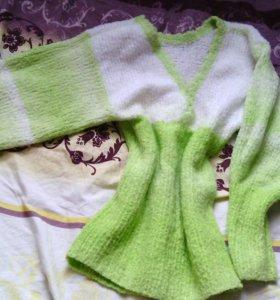 Вязоные свитера