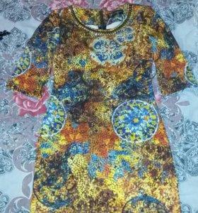 Платье 44-46 р-р.