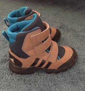 Ботинки adidas 27 размер