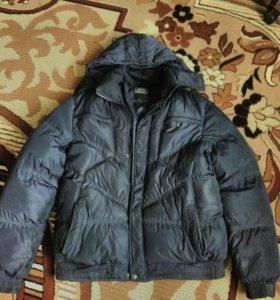Куртка зимняя и дубленка.