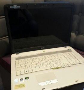 Ноутбук Acer aspire 7720z