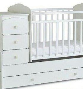 Кроватка детская (Состояние идеальное)