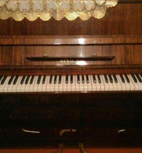 """Фортепиано/пианино """"Аккорд"""""""
