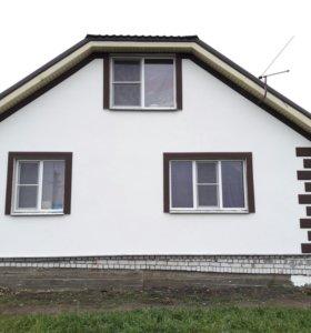 Отделка и утепление Фасадов зданий и домов