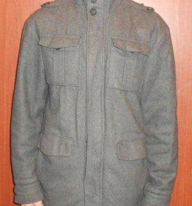 Мужское пальто б/у