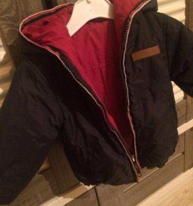 Куртка и пинетки