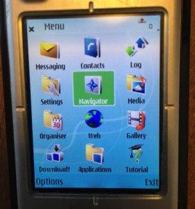 Срочно продам Nokia 6110 Navigator.