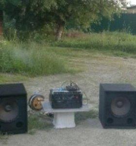 Продам профессиональную акустику