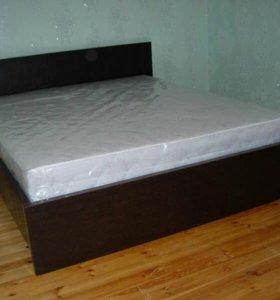 Кровати двухспальные и односпальные от проиводите