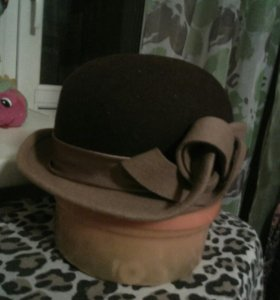 Шляпа женская