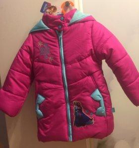 Куртка р 92-98