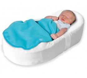 Кокон матрас для новорожденных