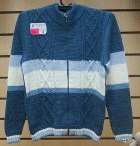 Новый свитер. Полушерсть