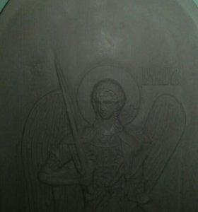 Икона-архангел Михаил