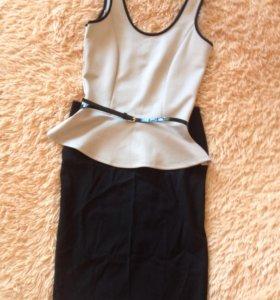 Комплект юбка-карандаш и кофточка