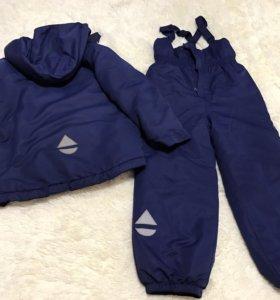 Зимний комбинезон и куртка