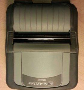 Принтер для этикеток Zebra QL420 Plus