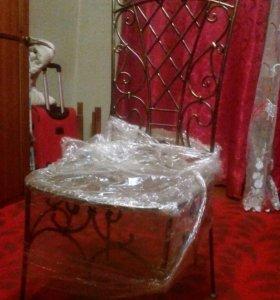 Кованный стул