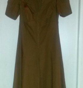 Платье-халат S