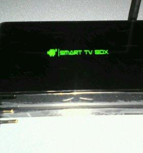 Продам SMART TV BOX на Андроиде 4.2.2