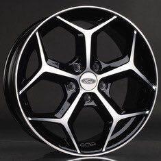 Легкосплавные литые диски Ford + резина Michelin