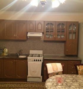 Кухонная мебель с гарнитурой