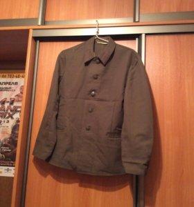 Куртка военная образца 70-х годов
