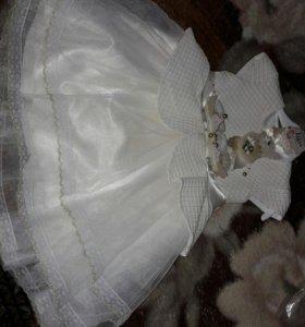 Платье 2.3.4 года