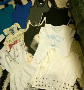 Майки футболки 42-44 размера