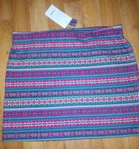 Клевая юбка р.50 новая