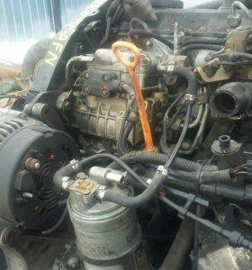 Двигатель фольцваген 1.9 т.д